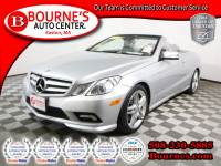 2011 Mercedes-Benz E 550 Cabriolet w/Nav,Leather,Heated/Cooled Seats