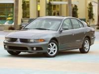 Used 2002 Mitsubishi Galant ES Sedan for Sale in WANTAGH NY on Long Island   Nassau County   7635