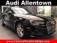 Used 2017 Audi A4 2.0T Premium For Sale in Allentown, PA