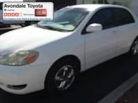 Pre-Owned 2006 Toyota Corolla Sedan Front-wheel Drive in Avondale, AZ