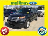 Used 2015 Ford Explorer XLT 4X4 W/ Sync, Touch Screen Display SUV V-6 cyl in Kissimmee, FL