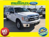 Used 2014 Ford F-150 XL LOW Miles! Truck SuperCrew Cab V-6 cyl in Kissimmee, FL