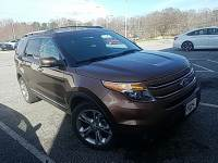 Pre-Owned 2012 Ford Explorer Limited SUV