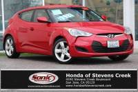 Pre-Owned 2012 Hyundai Veloster 3dr Cpe Man w/Gray Int