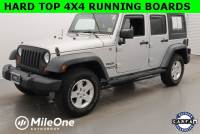 2012 Jeep Wrangler Unlimited Sport SUV V-6 cyl