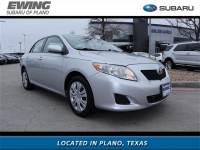 2009 Toyota Corolla LE for sale in Plano TX
