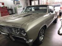 1967 Chevrolet Chevelle -RESTORED CONVERTIBLE-454 ENGINE-AIR CONDITIONING-