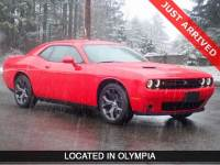 Certified Pre-Owned 2018 Dodge Challenger SXT for Sale in Tacoma, near Auburn WA