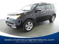 Pre-Owned 2011 Acura MDX 3.7L in Greensboro NC