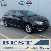 CERTIFIED PRE-OWNED 2017 CHRYSLER PACIFICA TOURING L PLUS FWD 4D PASSENGER VAN