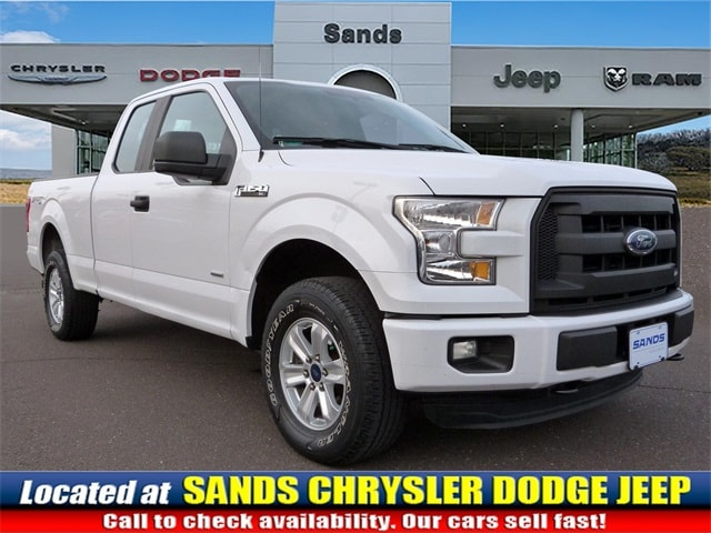 Photo 2015 Ford F-150 XL Truck For Sale in Quakertown, PA