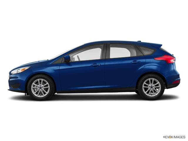 Photo Used 2018 Ford Focus SE SE Hatch