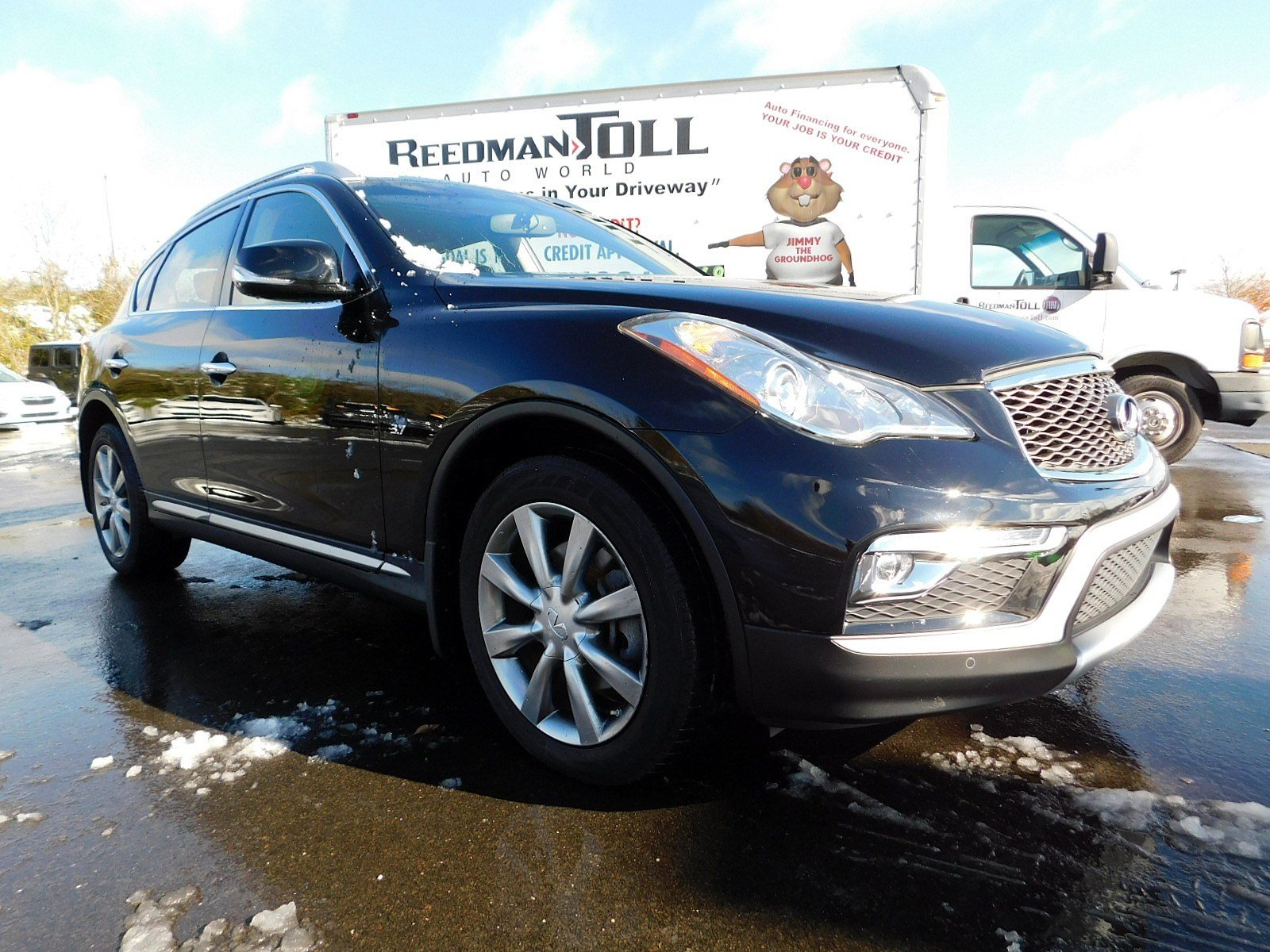 Photo 2016 INFINITI QX50 3.7 with Premium Plus Package SUV