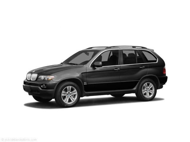 Photo Pre-Owned 2006 BMW X5 3.0i SUV in Boston, MA