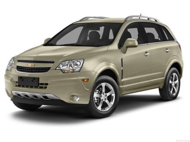 Photo Used 2014 Chevrolet Captiva Sport 2LS SUV for sale in Midland, MI