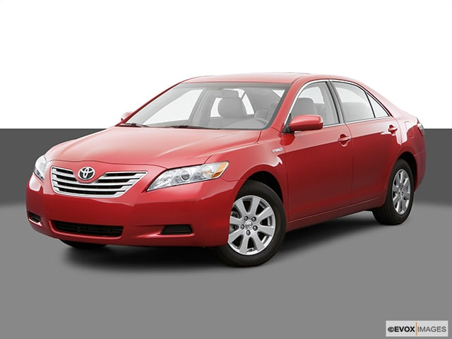 Photo Used 2007 Toyota Camry Hybrid for sale in Fairfax, VA