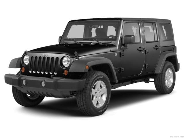Photo Used 2013 Jeep Wrangler Unlimited Sahara 4WD Sahara For Sale in New London  Near Norwich, CT