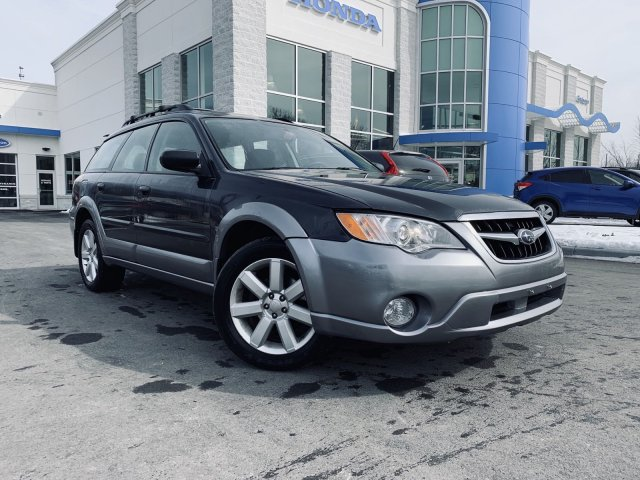 Photo Used 2009 Subaru Outback 2.5i Special Edition Wagon All-wheel Drive in Bennington, VT