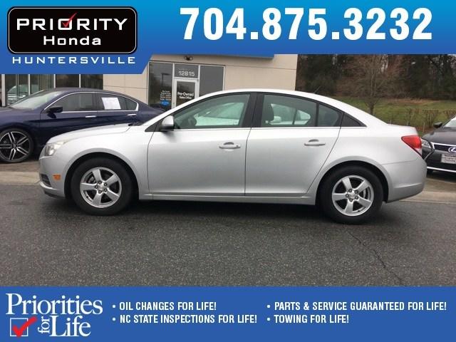 Photo Used 2012 Chevrolet Cruze For Sale in Huntersville NC  Serving Charlotte, Concord NC  Cornelius. VIN 1G1PF5SC4C7102049
