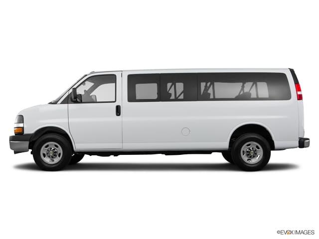 Photo 2017 Chevrolet Express 3500 LT Van Extended Passenger Van near Houston in Tomball, TX