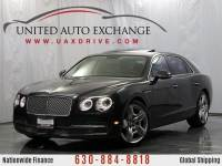 2014 Bentley Flying Spur W12 Mulliner AWD w/ Sunroof, Bluetooth & Front and Rear Parking Aid with Rear View Camera