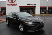 Certified 2018 Toyota Camry LE Sedan For Sale