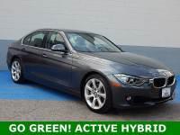 2014 BMW 3 Series Activehybrid 3