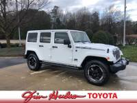 2014 Jeep Wrangler Unlimited Polar Edition SUV