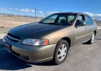 1998 Nissan Altima XE* ONLY 112K ORIGINAL MILES* FULLY LOADED*