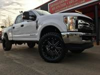 2018 Ford F-250 SD XLT CREW CAB SHORT BED 4WD CUSTOM LEVELED