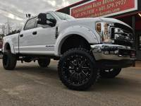 2018 Ford F-250 SD XLT CREW CAB SHORT BED 4WD CUSTOM LIFTED