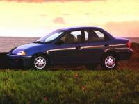 Used 1997 Geo Metro LSi for Sale in Pocatello near Blackfoot