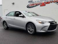 Certified 2017 Toyota Camry SE Auto