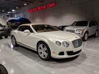 Used 2012 Bentley Continental GT GTC