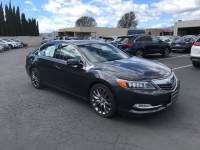 Used 2016 Acura RLX w/Technology Package Sedan For Sale in Fairfield, CA