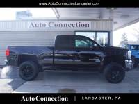2018 Chevrolet Silverado 1500 Double Cab LT LIFTED 4WDPRO EDITION