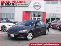 Pre-Owned 2014 Ford Fusion S FWD 4dr Car