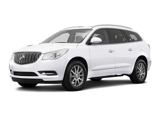 Photo 2017 Used Buick Enclave FWD 4dr Leather For Sale in Moline IL  Serving Quad Cities, Davenport, Rock Island or Bettendorf  P19108