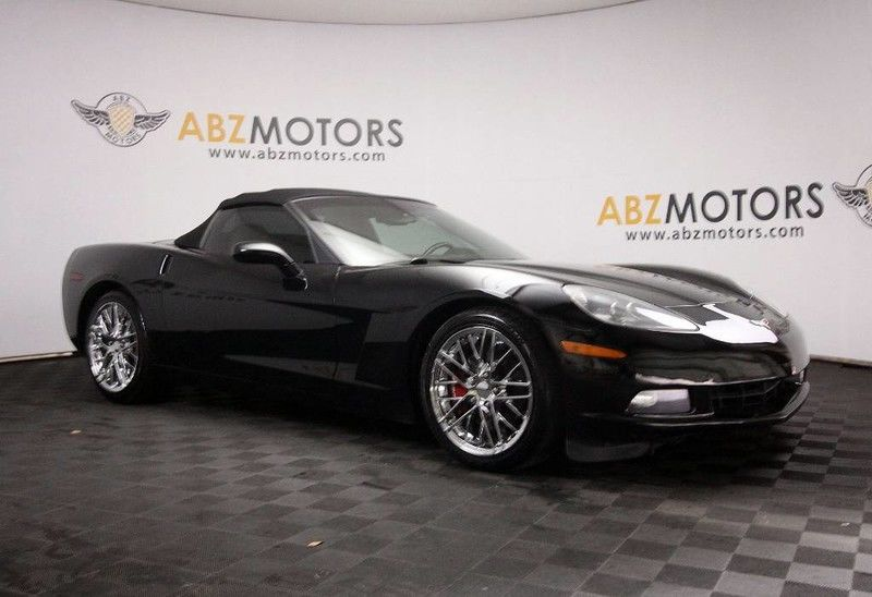 Photo 2005 Chevrolet Corvette Heads Up Display,Heated Seats,6 Speed Manual