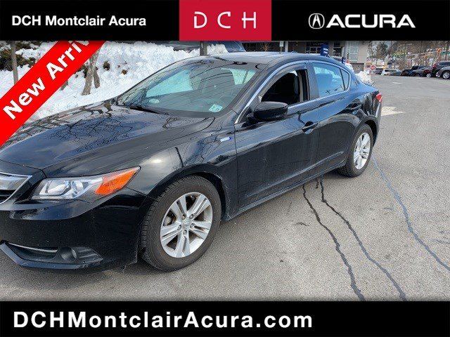 Photo 2014 Acura ILX 4dr Sdn 1.5L Hybrid Tech Pkg