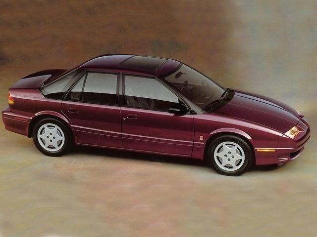 Photo 1995 Saturn SL2 SD Sedan