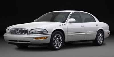 Photo Pre-Owned 2003 Buick Park Avenue Ultra FWD 4dr Car