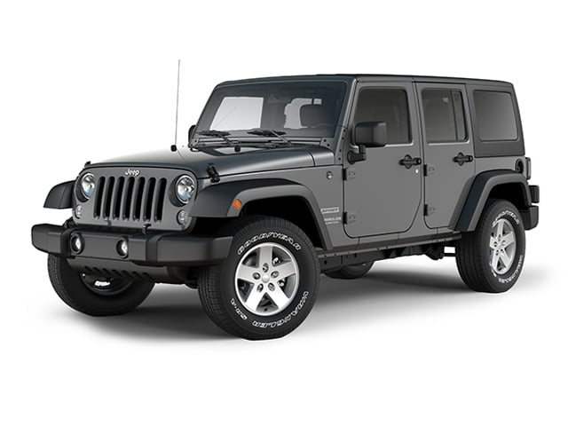 Photo 2017 Jeep Wrangler JK Unlimited Sport 4x4 SUV For Sale in Madison, WI