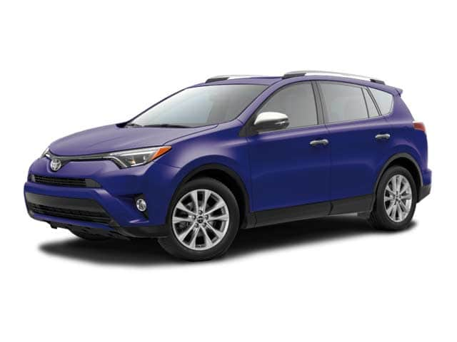 Photo Used 2016 Toyota RAV4 Limited for Sale in Pocatello near Blackfoot
