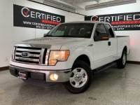 2012 Ford F-150 XLT SUPERCAB FLEX FUEL BLUETOOTH BED LINER RUNNING BOARDS POWER SEAT HEATED
