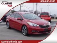 Used 2016 KIA Forte EX For Sale in Olathe, KS near Kansas City, MO