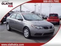 Used 2012 KIA Forte EX For Sale in Olathe, KS near Kansas City, MO
