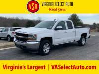 Used 2018 Chevrolet Silverado 1500 LT Truck for sale in Amherst, VA
