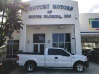 2007 Ford F-150 XL Cloth Seats 6 Passenger Tow Hitch A/C Manual Windows
