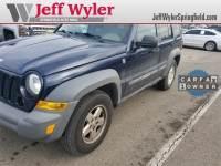 2006 Jeep Liberty Sport Sport 4WD